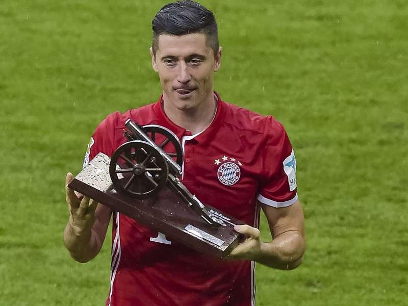 Beste Torschützen Bundesliga In Einer Saison