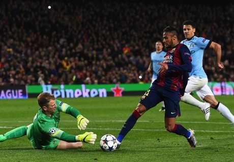 Joe Hart: Kun abgezockter als Messi