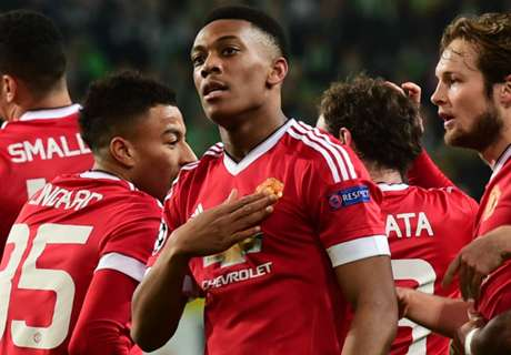 REVEALED: Who told Martial to join Utd