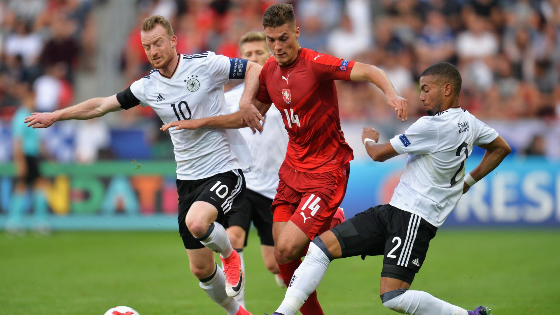 Germany Czech U21 Euro 18062017