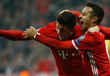 UCL: Bayern 5-1 Arsenal