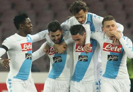 Serie A: Nápoles 3-0 Inter