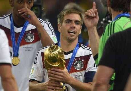 'Lahm Setara Beckenbauer & Muller'