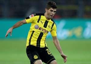 Christian Pulisic steht beim BVB bis 2019 unter Vertrag