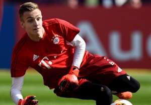CHRISTIAN FRÜCHTL | Verein: Bayern München | Alter: 17 Jahre | Wert: 910.000 Euro | Aktuelles Rating: 65 | Potenzial: 85