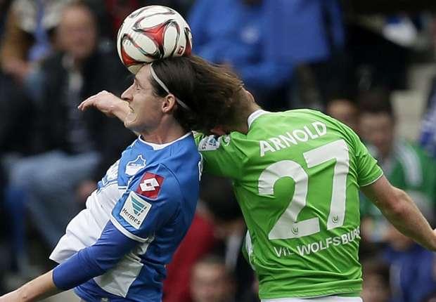 Hoffenheim und Wolfsburg schenkten sich nichts