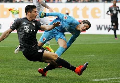 Ausbourg-Bayern 1-3, résumé du match