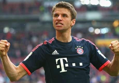 Muller Berambisi Bekuk Dortmund