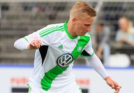 Willi Evseev auf Leihbasis nach Kiel