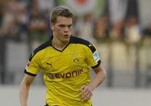 Matthias Ginter traf bei seinem Profidebüt für den SC Freiburg zum Sieg