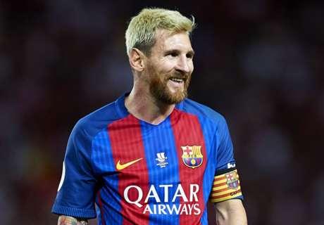 Messi Ingin Pulang Ke Newell's