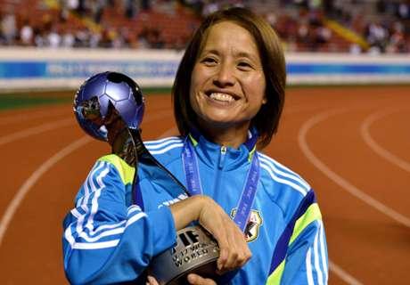 Erstmals japanische Trainerin in Japan