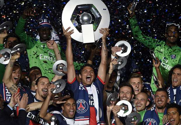 Paris Saint-Germain يتوج بطلاً للدوري