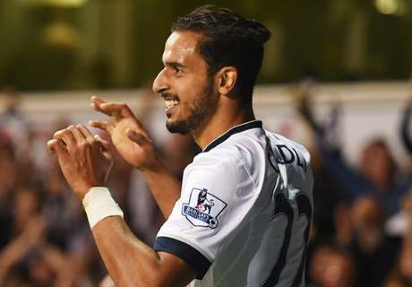 Nacer Chadli verlässt Tottenham