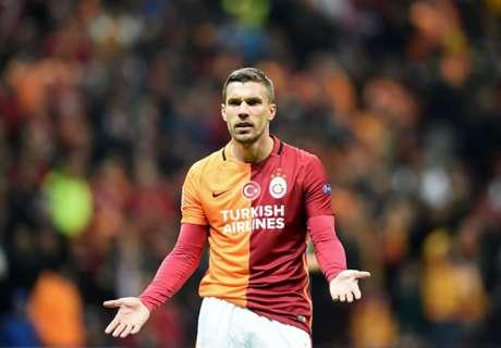 CAS: Podolski-Klub gesperrt