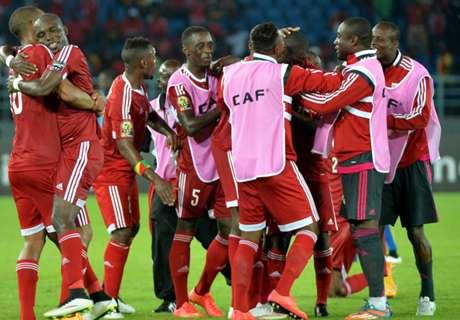 Congo-Zambie 1-0, résumé de match