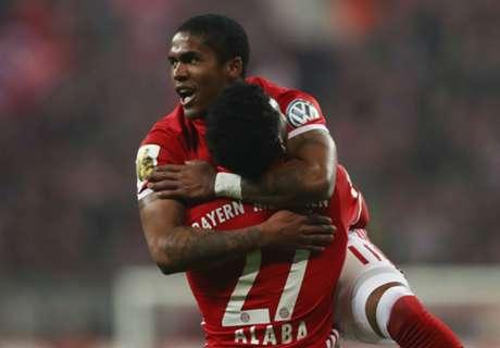 Bayern-Wolfsburg 1-0, résumé de match