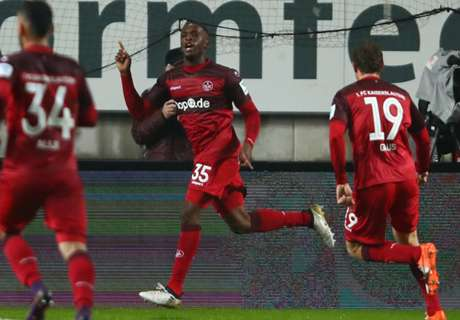 2. Liga: FCK gelingt Befreiungsschlag