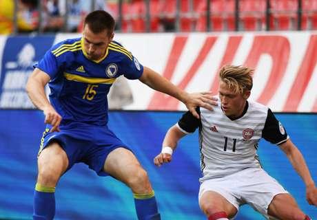Kirin Cup: Bosnien steht im Finale