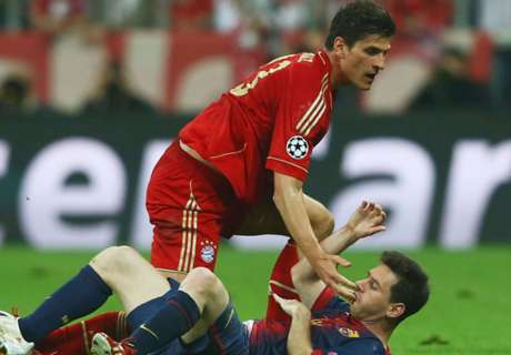 Spielertausch: Mario Gomez zu Barca?