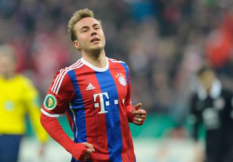 'Gotze was better at Dortmund'