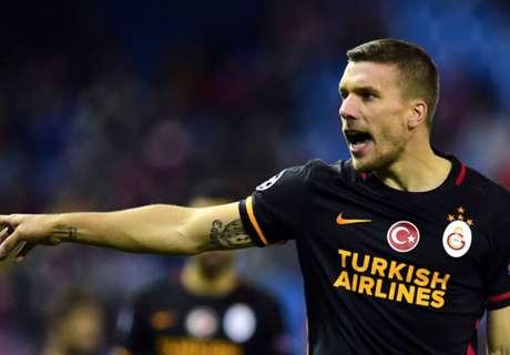 Podolski spricht über Gala-Zukunft