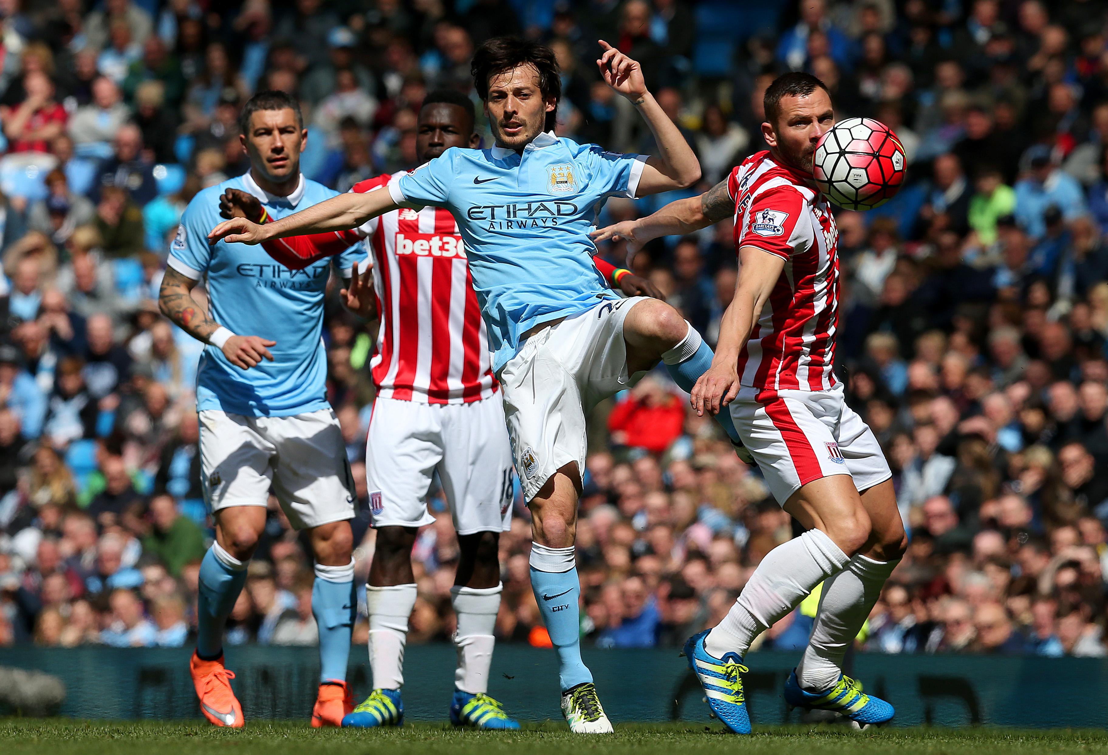 Video: Manchester City vs Stoke City