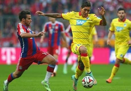 Hoffenheim want €30m for Firmino