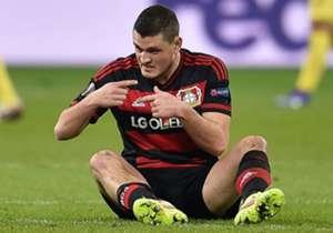 Kyriakos Papadopoulos besitzt in Leverkusen noch einen Vertrag bis 2020