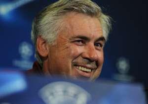 Carlo Ancelotti trainiert die Münchener seit Sommer
