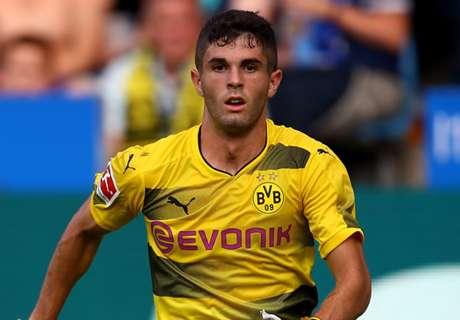 Pulisic will mit BVB Meister werden
