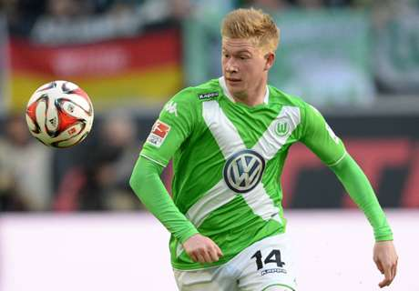 Transfer Talk: De Bruyne to replace Pogba
