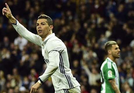 Ronaldo égale Jimmy Greaves
