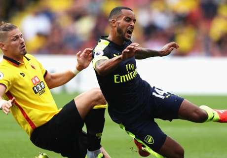 FT: Watford 1-3 Arsenal