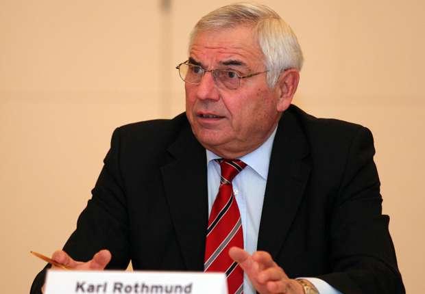 Karl Rothmund ist Präsident des NFV