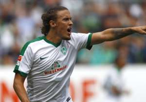 Max Kruse wechselte 2016 von Wolfsburg zu Werder Bremen