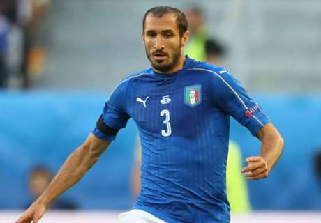 Juventus bestätigt Chiellinis Ausfall