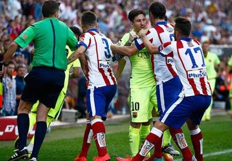 Barca gegen Atleti, Real gegen U-Boot