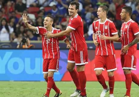 Bayern rehabilitiert sich für Milan-Pleite