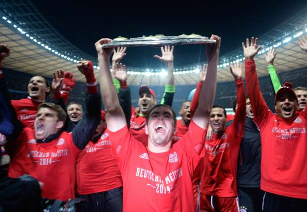 Bayern wraps up Bundesliga title with win in Berlin