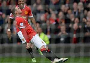 Der Treffer gegen Tottenham war Wayne Rooneys elfter Saisontreffer für die Red Devils