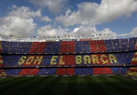 La mejor banda sonora del Barça