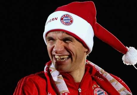 Müller et l'ambiance au Bayern