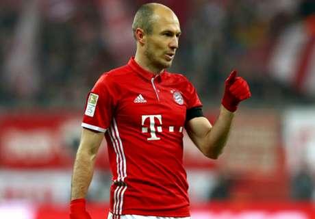 Robben renueva con el Bayern hasta 2018