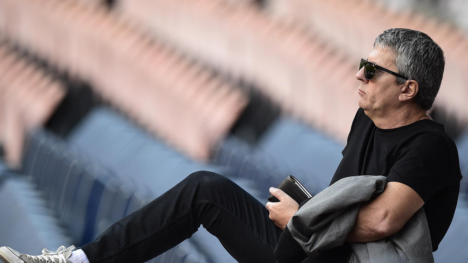 Jorge Messi llega a Barcelona pero no tiene cita con el club