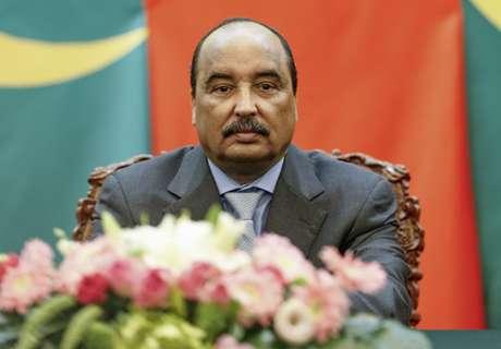 Mauretanien: Präsident bricht Finale ab