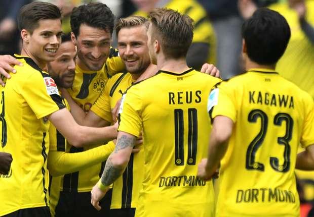 ไฮไลท์  Borussia Dortmund 2 - 2 FC Cologne