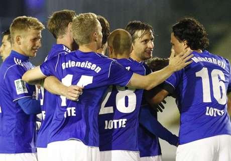 3. Liga: Lotte vorn, SCP erfolgreich