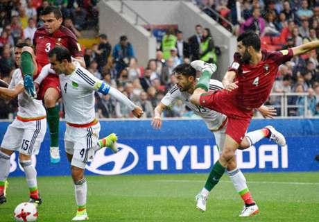 Portugal Peringkat Ketiga Piala Konfederasi