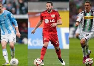 """Eine alte Weisheit besagt: """"Nach der Saison ist vor der Saison."""" Deshalb wird in der Bundesliga fleißig an den Kadern der 18 Teams herumgebastelt. Goal hat für Euch die wichtigsten Transfers zusammengestellt, die schon perfekt sind."""